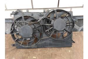 Б/у вентилятор основного радіатора для Saab 9-5 (97-09)