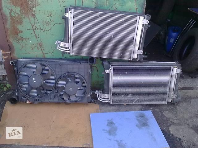 продам Б/у вентилятор рад кондиционера для легкового авто Volkswagen Caddy бу в Ровно