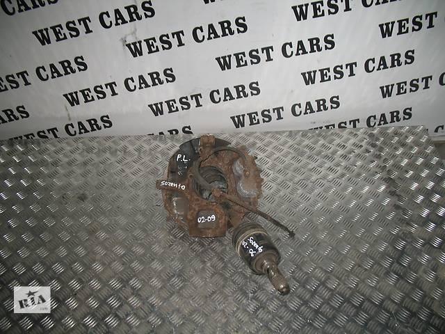 б/у Задний/передний мост/балка, подвеска, амортиз Поворотный кулак Легковой Kia Sorento 2006- объявление о продаже  в Луцке