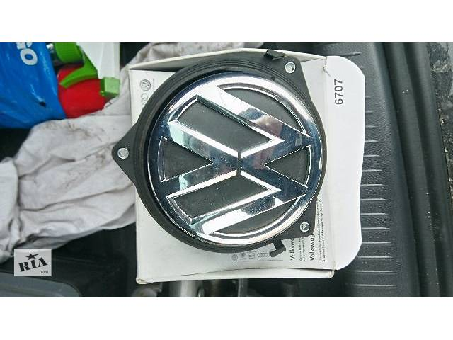 Б/у замок крышки багажника для хэтчбека Volkswagen Golf VI 2012- объявление о продаже  в Черкассах