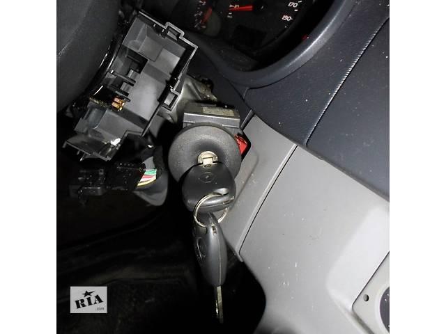 Б/у Замок зажигания запалювання Renault Kangoo Кенго 1,5 DCI К9К 2008-2012enault Kangoo- объявление о продаже  в Рожище