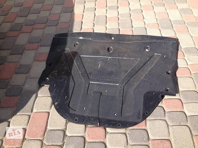 бу Б/у защита под двигатель для легкового авто Nissan Qashqai в Львове