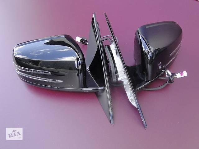купить бу Б/у зеркало для легкового авто Mercedes E-Class w212 09- в Львове