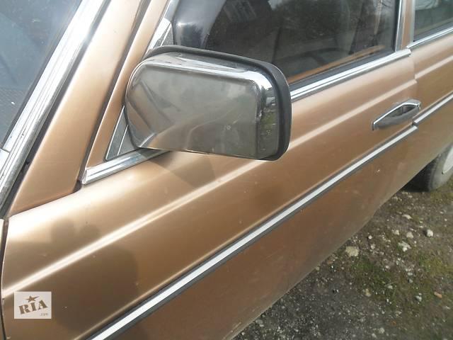 Б/у зеркало для седана Mercedes 123- объявление о продаже  в Дубно (Ровенской обл.)