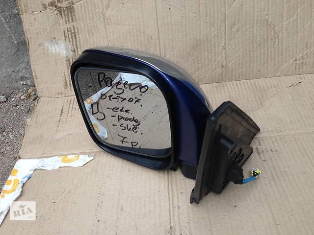 продам Б/у Зеркало Mitsubishi Pajero бу в Киеве