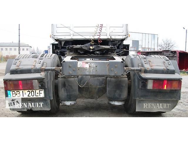 бу Б/у Рама голая Renault Magnum DXI Рено Магнум 440 2005г Evro3 в Рожище