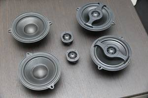 б/у Радио и аудиооборудование/динамики Renault Megane II