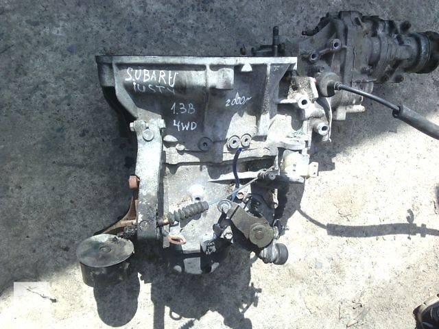 б/у АКПП и КПП КПП Легковой Subaru Justy- объявление о продаже  в Ковеле