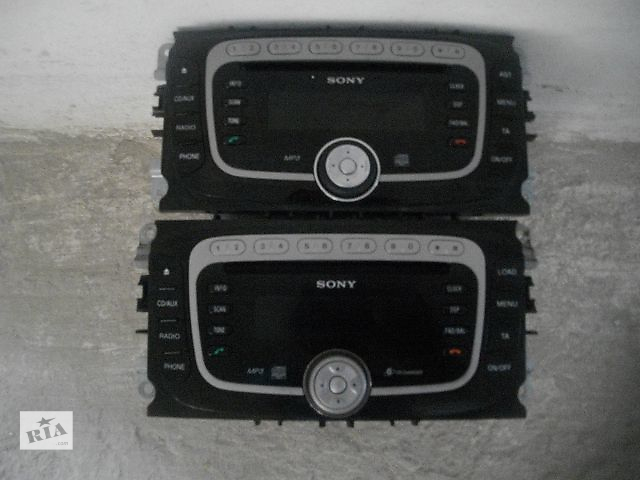 купить бу Б/у автомагнитола для легкового авто Ford Mondeo 2011 в Львове