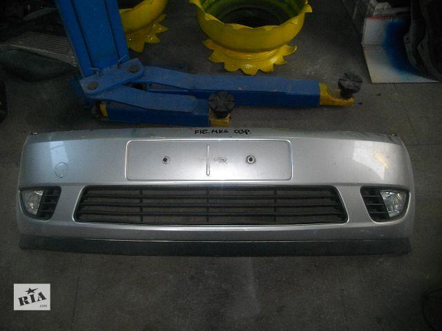 бу Б/у бампер передний для легкового авто Ford Fiesta 2003 в Львове