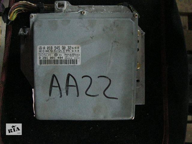 б/у Блок управления двигателем Легковой Mercedes E W210 1999- объявление о продаже  в Киеве