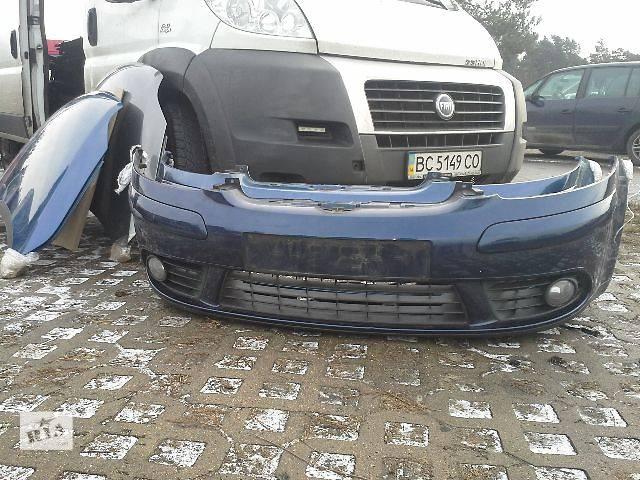 купить бу б/у Деталі кузова Бампер передній Легковий Volkswagen Golf Plus 2008 в Львові