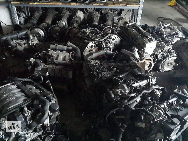 бу Б/у Детали двигателя Двигатель 2.2D Легковой Mercedes E-Class 2001 в Львове