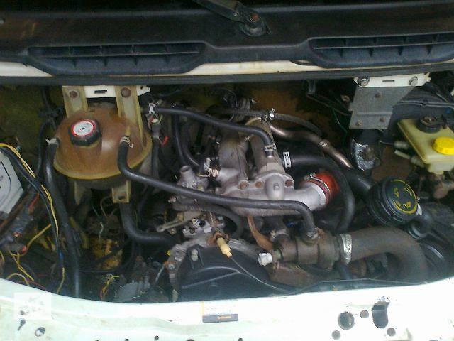 купить бу Двигатель Форд Транзит 2,5 Д, 2,5 ТД до 2000 г в хорошем состоянии в Виннице