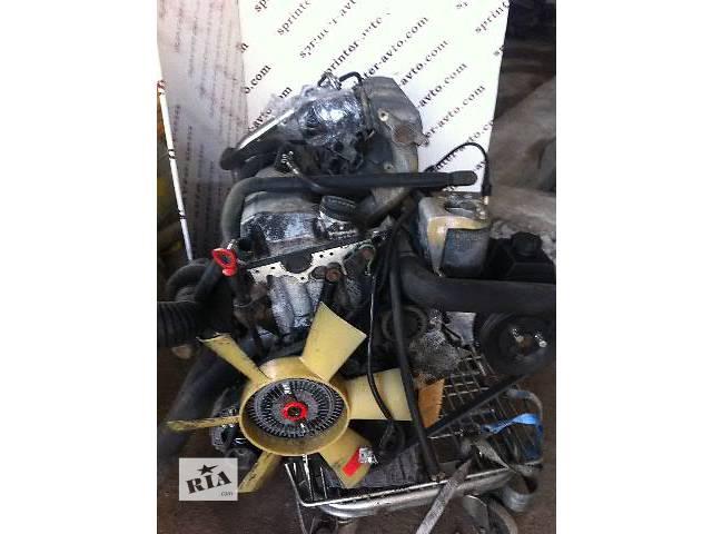 купить бу б/у Детали двигателя Двигатель Грузовики Mercedes Sprinter 312 1999 в Ровно