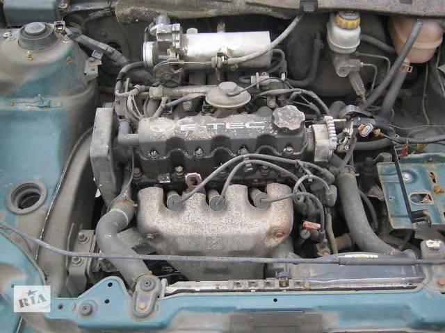 купить бу б/у Детали двигателя Двигатель Легковой Daewoo Lanos 2006 в Тернополе