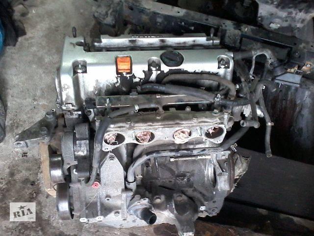 купить бу б/у Детали двигателя Двигатель Легковой Honda Accord 2007 в Донецке