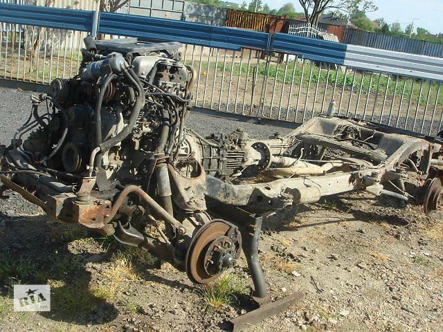 бу б/у Детали двигателя Двигатель Легковой Isuzu Trooper 1999 в Ужгороде