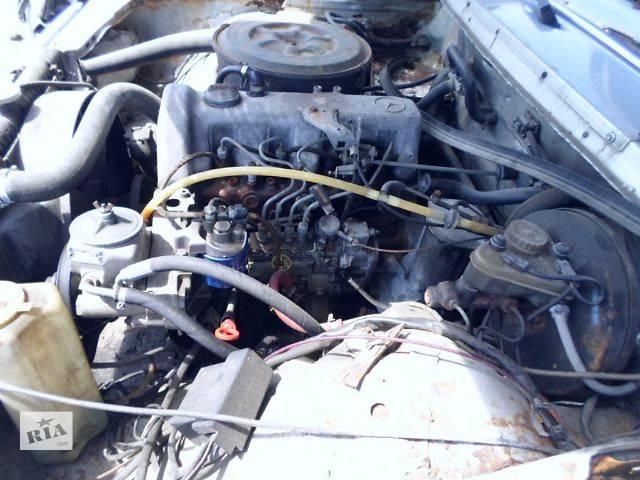 купить бу б/у Детали двигателя Двигатель Легковой Mercedes 123 1983 в Берегово (Закарпатской обл.)