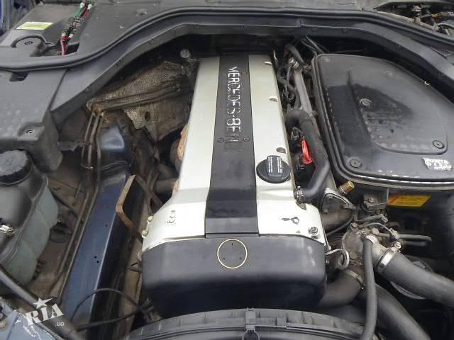 купить бу Б/у Двигатель M104 Легковой Mercedes в Харькове