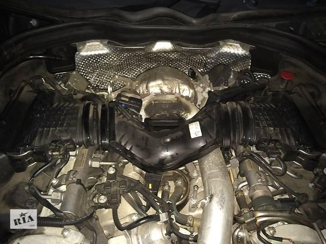 купить бу б/у Детали двигателя Двигатель Легковой Mercedes S 320 2009 в Ивано-Франковске