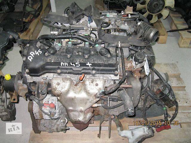 продам б/у Детали двигателя Двигатель Легковой Nissan Almera N16 2001  (QG15) бу в Киеве