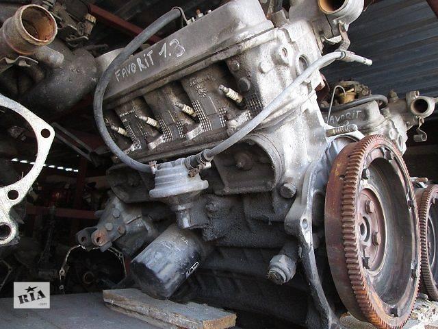 б/у Детали двигателя Двигатель Легковой Skoda Favorit- объявление о продаже  в Луцке