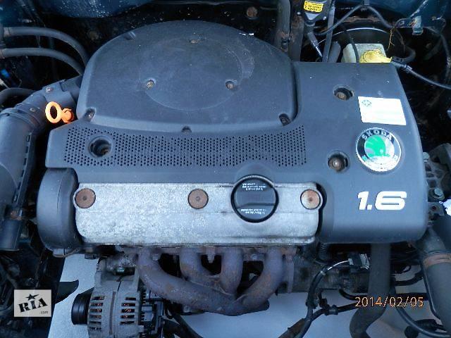 AEE Двигатель для Skoda Octavia Tour Хэтчбек 1997-04 1.6i- объявление о продаже  в Львове