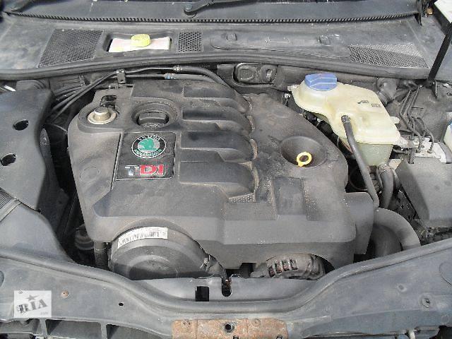 Б/у Детали двигателя Двигатель Легковой Skoda SuperB Седан 2005- объявление о продаже  в Пустомытах (Львовской обл.)