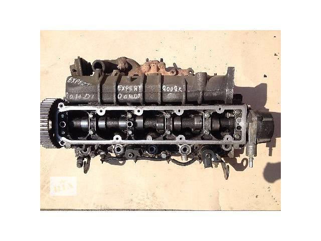 бу б/у Детали двигателя Головка блока Легковой Citroen Jumpy 2.0 hdi в Луцке
