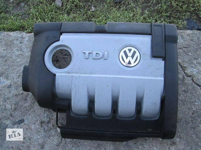 купить бу Кришка двигуна Volkswagen Caddy 2008 в Ковелі