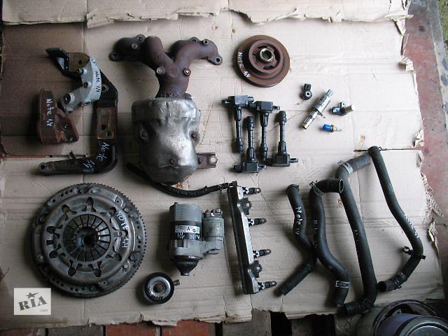 купить бу б/у Детали двигателя Маховик Легковое авто Nissan Micra Hatchback (5d) 2007 в Луцке