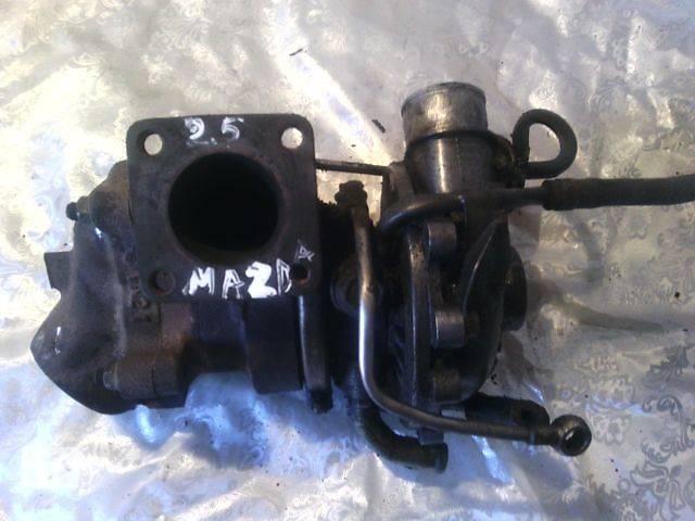 продам б/у Детали двигателя Турбина Легковой Mazda 5 бу в Ковеле