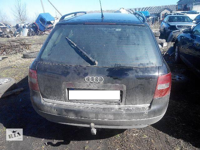 продам б/у Детали кузова Багажник Легковой Audi A6 Avant 2002 бу в Львове