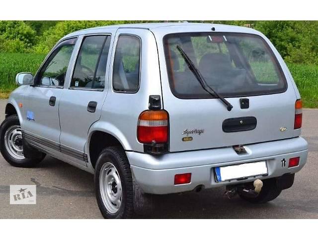 купить бу б/у Детали кузова Багажник Легковой Kia Sportage 1997 в Львове