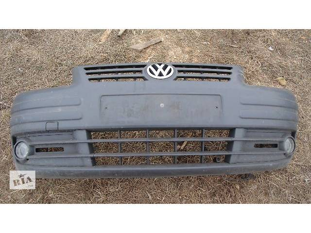 бу Бампер передний Volkswagen Caddy 2007 в Ковеле