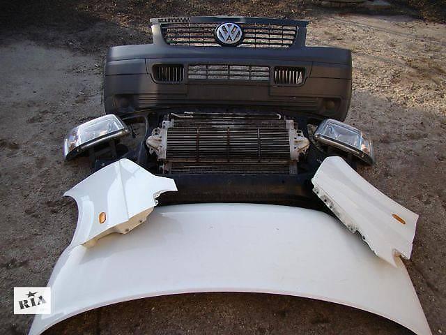 продам б/у Детали кузова Бампер передний Легковой Volkswagen T5 (Transporter) бу в Киеве