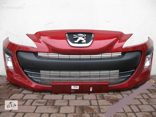 б/у Детали кузова Бампер передний Peugeot 308- объявление о продаже  в Одессе