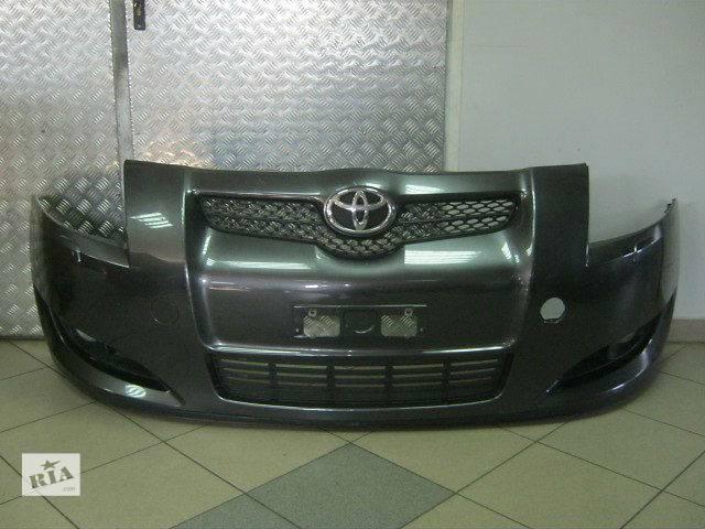 б/у Детали кузова Бампер передний Toyota Auris- объявление о продаже  в Одессе