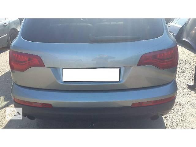 бу б/у Детали кузова Бампер задний Легковой Audi Q7 в Львове