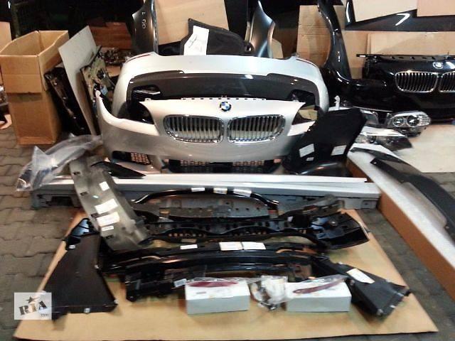 продам б/у Детали кузова Бампер задний Легковой BMW F 10 F10 M-pakiet бу в Львове