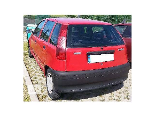 бу б/у Детали кузова Бампер задний Легковой Fiat Punto 1998 в Львове