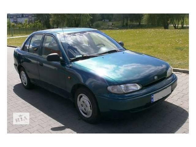 купить бу б/у Детали кузова Капот Легковой Hyundai Accent 1997 в Львове