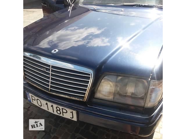 продам б/у Детали кузова Капот Легковой Mercedes 124 бу в Костополе