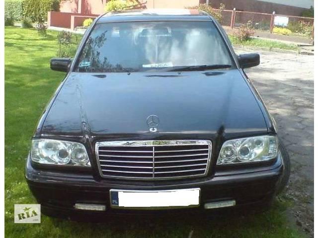 купить бу б/у Детали кузова Капот Легковой Mercedes C-Class 1999 в Львове