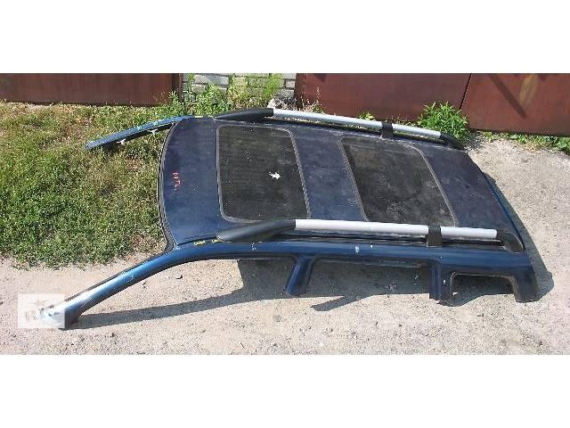 б/у Детали кузова Крыша Легковой Mitsubishi Outlander 2005- объявление о продаже  в Луцке