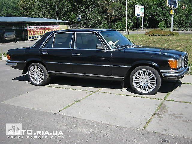 продам б/у Детали кузова Легковой Mercedes 116 S 280 Седан 1978 бу в Запорожье