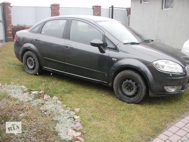 б/у Детали кузова Лонжерон Легковой Fiat Linea Седан 2008- объявление о продаже  в Нововолынске