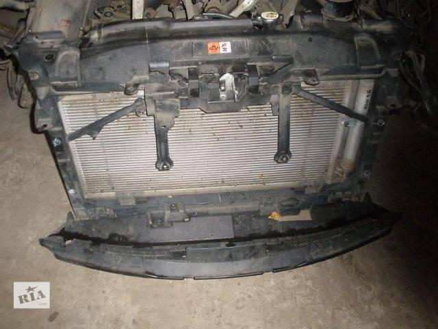 бу б/у Детали кузова Панель передняя Легковой Mazda 6 Седан 2009 в Луцке