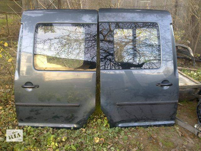 продам б/у Двері/багажник і компоненти Двері бічна зсувні Легковий Volkswagen Caddy 2009 бу в Львові
